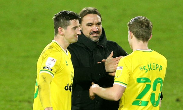 How Norwich made getting straight back to the Premier League look easy