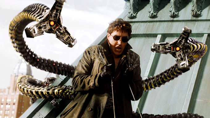 Alfred Molina Details Doc Ock's Return in 'Spider-Man: No Way Home': 'The Tentacles Do All the Work'
