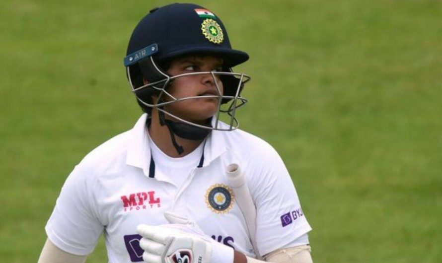 With 96 on debut, Shafali Verma strides into Test cricket
