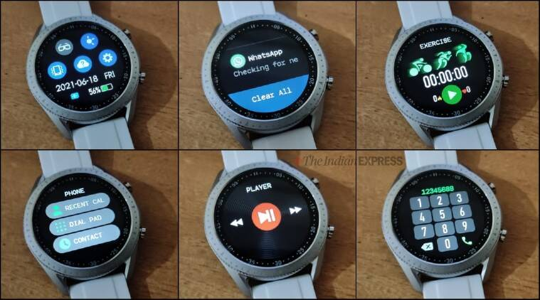 Zebronics Zeb Fit 4220CH review: Good-looking budget smartwatch with calling