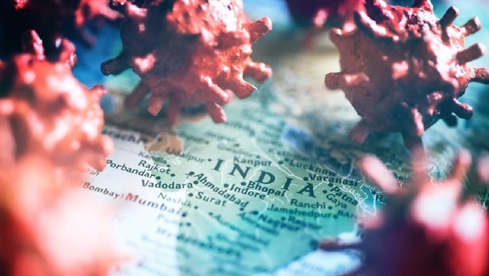 India reports 84,332 new cases in last 24 hours