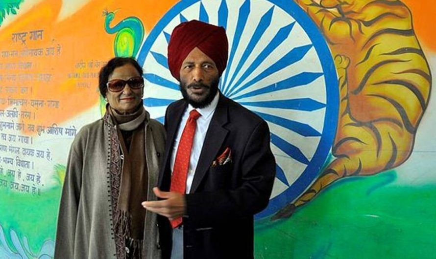 Nirmal Milkha Singh dies of Covid: 'She has been the biggest trophy for me'
