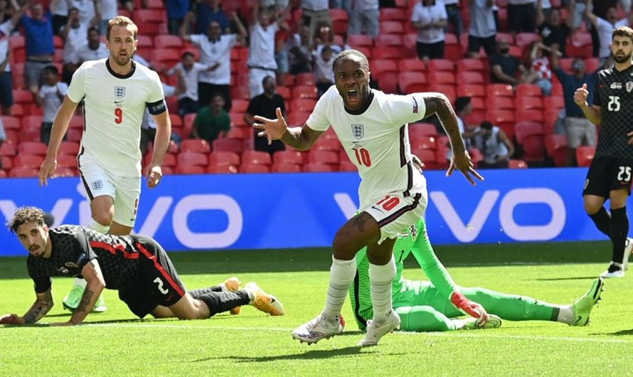 Sterling show: England striker shows his value, qualities